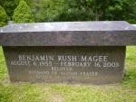 Rusty's Headstone