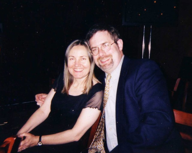 Jane and Jamie Magee
