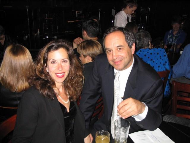 Mara Brazer and Josh Mitchell