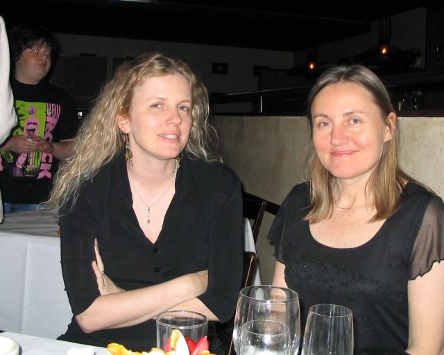 Nat Magee, Eve Gordon, Jane Magee