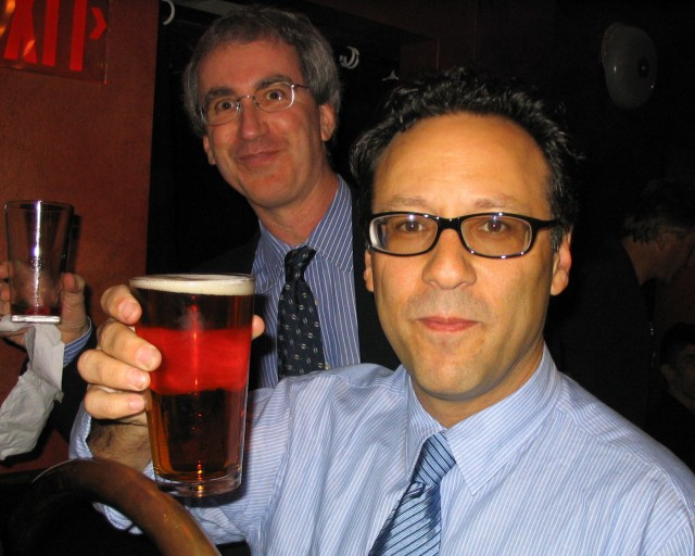 Robert Tolmach and Scott Zaretsky