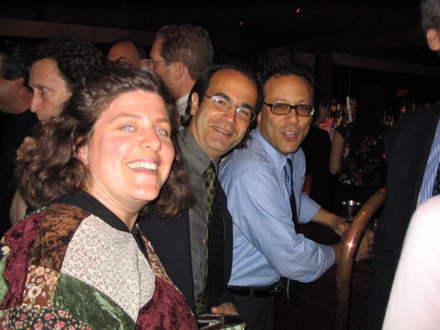 Sheryl Kaller, Bruce McVittie, Scott Zaretsky