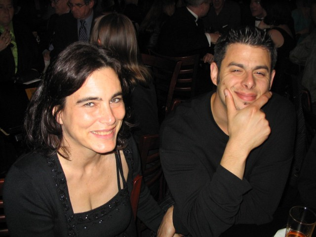 Virginia Herndon and Chris Michaels